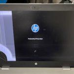 HP ProBook 650 G4の画面割れ パソコン修理