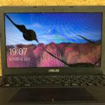 ASUS Vivobook E200HAの液晶画面割れ パソコン修理