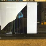 NEC LAVIE Desk DA770/MABの液晶画面割れ パソコン修理
