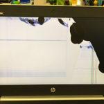 HP ProBook 430 G5 画面が真っ白で見えない修理