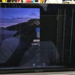MacBook Air 画面が映らない