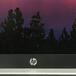 HP 17-by0018tx 液晶割れ