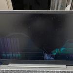 Lenovo ideapad330s 15ikbの液晶画面割れ パソコン修理