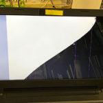 Lenovo ideapad 100-15IBDの液晶画面割れ パソコン修理