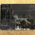 iPad Pro 11 液晶割れ