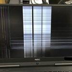 NEC Lavie Hybrid ZERO GN254U/1Aの液晶画面割れ修理