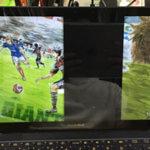 ASUS ZenBook 3 UX390UA 液晶交換修理