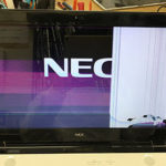 NEC Lavie GN256F/S8のパソコン修理 画面割れ