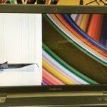 Inspiron 15z-5523のパソコン修理 液晶割れ