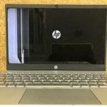 HP Pavilion Laptop 13-an0054TUの修理 画面割れ