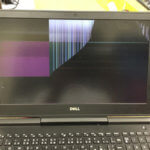 DELL inspiron 15 7000 gaming パソコン修理