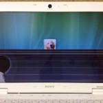 SONYのノートパソコンの画面割れを格安に修理します!