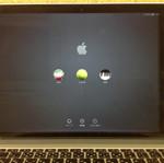 MacBook Pro Retina A1398 液晶割れ