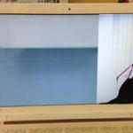 東芝PT55467KBXGのノートパソコン画面割れを直します!