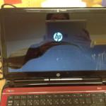 液晶修理 HP Pavilion Ultrabook 14の故障は格安修理が可能です!