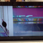 液晶修理 NEC PC-LS150RSWの画面割れは最短即日対応できます!
