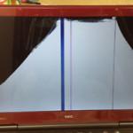 液晶修理 NEC LL750/Wの画面割れ、故障の格安修理!