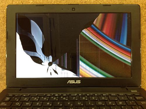 ASUS X200M 液晶修理1