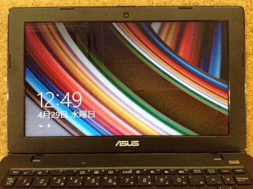 ASUS X200M 液晶修理11