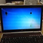NECのパソコン液晶修理 画面交換を格安に行います!