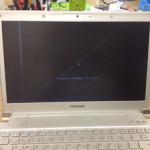 液晶修理 東芝 dynabook R731の格安な液晶交換をしております!