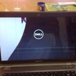 液晶修理 DELL inspiron15zのノートパソコンの画面交換が格安!
