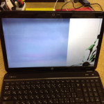 HP Pavilion g6の画面割れは格安な液晶修理が可能です!