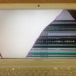 東芝PT55236FBFWのパソコンの液晶割れを格安に修理いたします!