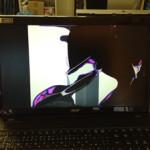 Acerのノートパソコン液晶交換が格安!