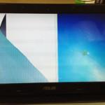 ASUSのノートパソコン液晶修理 画面交換が格安です!