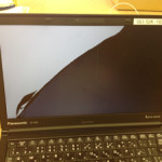 液晶修理 Panasonic CF-SX2のパソコン画面割れが格安!