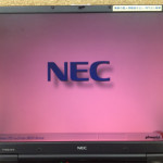 NECパソコンのバックライト交換はお任せください!
