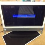 NEC一体型パソコンの画面割れを格安に修理いたします!