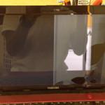 東芝のノートパソコンの画面割れは格安に直せます!