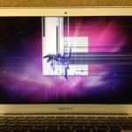 MacbookAirの液晶交換は最短1日で修理ができます!