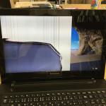 パソコン修理 Lenovo G50-80の液晶交換が格安!