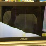 ASUS ZENBOOK UX31Eの液晶割れを格安に修理可能!