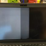 SONY VAIO S11のパソコン液晶割れの格安修理