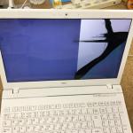 NEC LS450/Jの液晶割れを格安に修理します!
