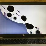 HP ENVY 17のノートパソコンの液晶割れ修理は格安に対応可能!
