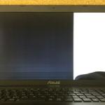 ASUS X751Lのパソコン画面割れ、液晶交換が格安!