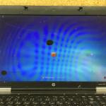 HP ProBook 6450b 液晶割れ