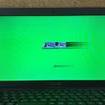 ASUSのノートパソコン液晶修理を格安に行います!