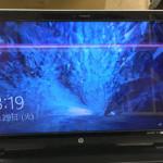 HP ENVY dv6-7200/CTの液晶交換が格安!