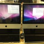 iMac A1224 液晶交換