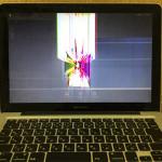 MacBook Proの液晶交換はメーカー料金の半額程度!