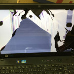 SONYのパソコン液晶割れ、画面割れを格安修理いたします!