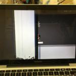 MacbookProの液晶交換は即日対応可能です!