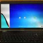 柏からの持ち込みでパソコンの即日画面修理が可能!