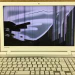 野田市のパソコン画面修理、液晶交換は格安に対応可能!
